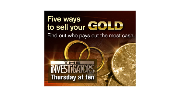 Investigators Gold web banner ad