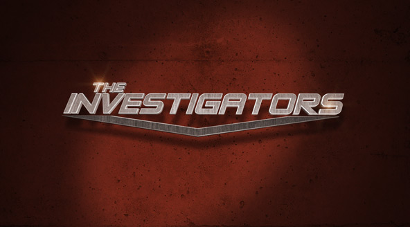 Investigators alternate logo