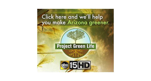 Project Green Life Greener web banner ad