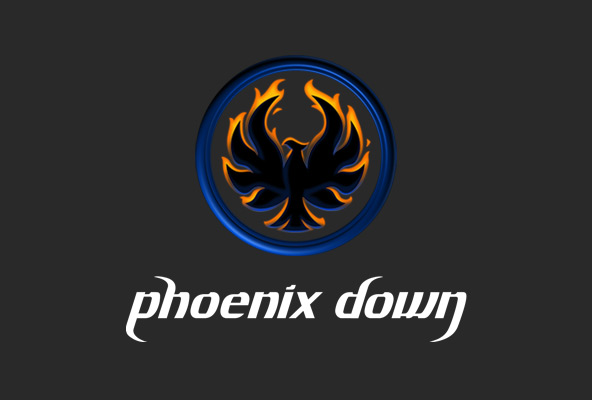 Phoenix Down alternate version logo