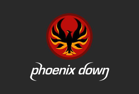 Phoenix Down logo
