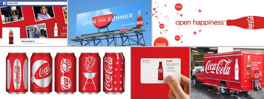 Coca-Cola Brand Consistency