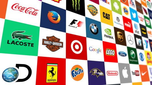 Famous Company Brand Logos